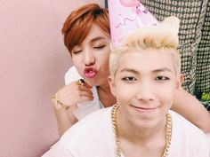 BTS and fans wish Rap Monster happy birthday | AllKpopper