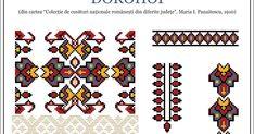 Semne Cusute: ie din MOLDOVA, Dorohoi Moldova, Bohemian Rug, Rugs, Cards, Home Decor, Farmhouse Rugs, Decoration Home, Room Decor, Maps