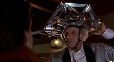 """""""Back to the Future"""" (1985) Directed by: Robert Zemekis.  Director of photograhy: Dean Cundey."""