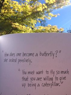 Choose to fly