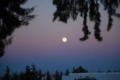 Full moon 2011 Vacaville CA