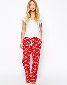 Image 1 - Cath Kidston - Christmas Billie - Bas de pyjama long