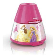 S Disney svítidly od PHILIPS můžete promítnout krátké pohádky. Děti budou okouzleny