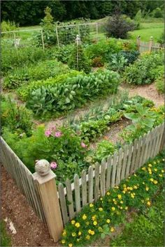 Vegetable Garden Ideas | The Well Appointed House Design, Fashion and Lifestyle Blog