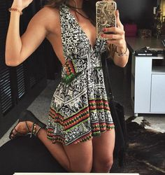 Estilo Resort, My Girl, Casual Dresses, Cover Up, Rompers, Instagram Posts, 1, Search, Fashion