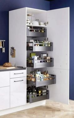 Funky Home Decor You should keep ., 56 Funky Home Decor You should keep ., 44 Clever Kitchen Storage Ideas and Trends for 2019 33 gorgeous kitchen design ideas 13 Kitchen Furniture Storage, Kitchen Design Small, Kitchen Cabinet Design, Beautiful Kitchen Designs, Home Decor, Kitchen Furniture Design, Modern Kitchen Design, Funky Home Decor, Kitchen Design