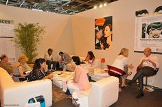 Networking, business meetings and dicussions...in the VIP Room!