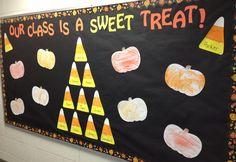 Fall/Halloween Bulletin Board