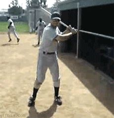 Baseball/Softball! What sport should you join?