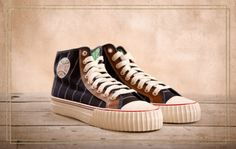 Ebbets Field Flannels x PF Flyers – Capsule Collection