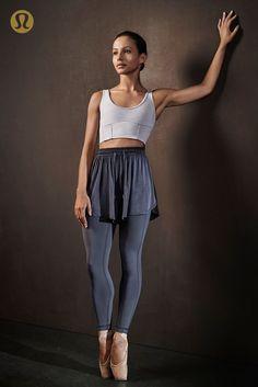 Ballet Workout Clothes, Ballet Clothes, Ballerina Clothes, Ballet Fashion, Dance Fashion, Yoga Fashion, Punk Fashion, Lolita Fashion, Fashion Dresses