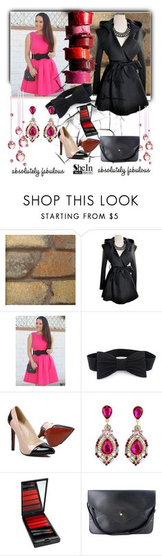"""""""shein 3"""" by amelakafedic ❤ liked on Polyvore featuring Burke Decor and Serge Lutens"""