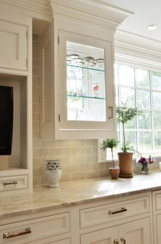Stanwich Road - traditional - kitchen - new york - Dearborn Cabinetry LLC
