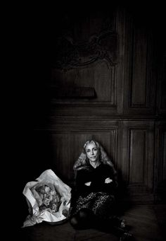 Franca Sozzani (Interview Magazine)