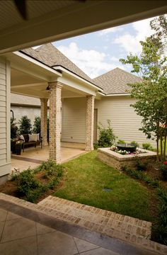 Porch Ideas #Porch