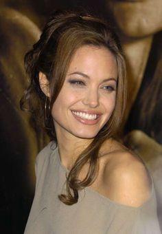 Mèches rebelles d'Angelina Jolie