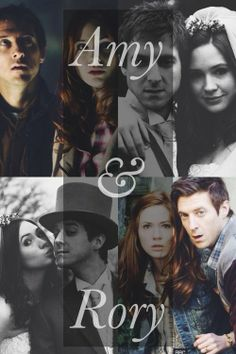 Donna is still my favorite companion but the ponds will always hold a special place in mon couer