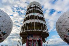 Teufelsberg artworks: Heavenly creations on Devil's Mountain   Abandoned Berlin