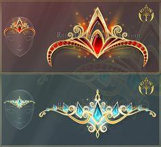 Diadems adopts 12 (CLOSED)  by Rittik-Designs