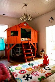 Awesome kid's bed!