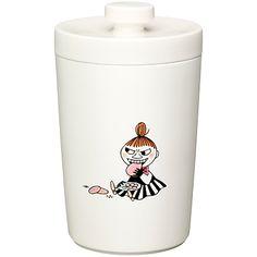Buy Iittala Moomin Biscuit Jar, Celebration online at JohnLewis.com - John Lewis