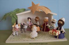 NatiQuill Blog: Presépio/Nativity Scene