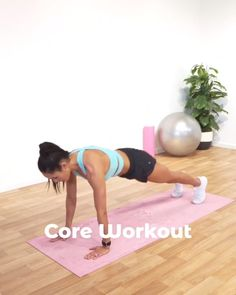 Easy and quick core workout at home credit ig kayla_itsines amazing t shirt workout shirt yoga shirt mom shirt fitness gift funny workout tank and hoodie for women homeworkout womensworkout workoutclothes workoutoutfit activewear bikini body guide 1 0 Fitness Workouts, Gym Workout Videos, Fitness Workout For Women, Body Fitness, Physical Fitness, Fitness Tips, Kayla Fitness, Woman Fitness, Workout Abs
