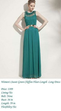 Women Green Gown From Urban Buy