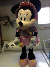 DISNEYu0027S PLUSH   EASTER MINNIE MOUSE   PORCH / DOOR GREETER ... & Disneyu0027s plush