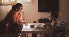 צילומי משפחה - לבחור את הרגע הנכון