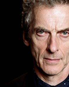 Peter Capaldi photographed by Chris...