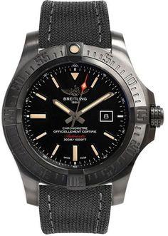 Breitling Avenger Luxury Men's Automatic Watch V1731010/BD12-100W