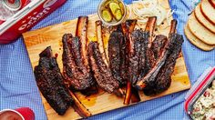 Smoked Beef Ribs Recipe Recipe | Bon Appetit