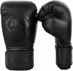 Black OSFA Venum Challenger MMA Boxing Lightweight Headgear Neo Yellow