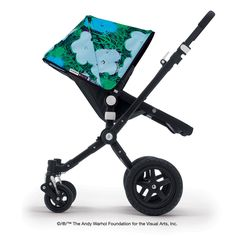 Cool Stuff We Like Here @ CoolPile.com ------- << Original Comment >> ------- Andy Warhol + Bugaboo Cameleon³