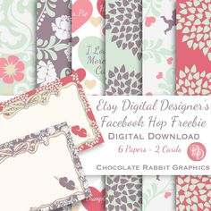 Cute download. Check out all the other V-tine downloads on this blog hop. Great and cute selections, all free.