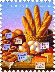Farmers Markets stamps spark a price debate - Linns.com