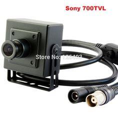 "Indoor surveillance mini 3.6mm lens 1/3"" Sony Effio-e CCD 700tvl mini cctv video camera oem shenzhen for bank atm machine"