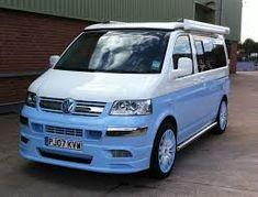 Image result for cool van two tone Vw T5 Campervan, Volkswagen Transporter, T5 Transporter, Eurovan Camper, Vw Camper, Vw California Camper, T4 California, Toyota Previa, Betty Blue