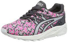 ASICS Gel-kayano Trainer Evo, Unisex-Erwachsene Sneakers, Pink (knockout Pink/light Grey 2013), 38 EU - http://uhr.haus/asics/asics-gel-kayano-trainer-evo-unisex-erwachsene-38