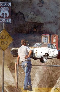 'Route 66' by Harald Fischer
