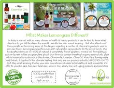 What sets Lemongrass Spa apart from others...we keep it simple!