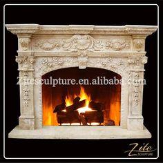 Source New Design Decorative stone marble fireplace mantel on m.alibaba.com