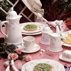 Inglese-tea-party