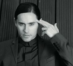 BEHIND THE SCENES / SHOOTING JARED LETO FOR CRASH MAGAZINE