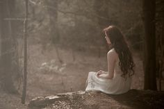 Sitting there, pondering everything, she began to wonder if it was worth it. - SapphireWind.