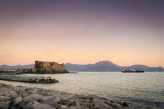 Castel dell'Ovo, Naples, Italy by Rosario Manzo on 500px