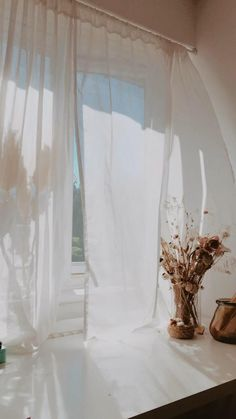 Aesthetic Iphone Wallpaper, Aesthetic Wallpapers, Cute Curtains, Beautiful Nature Scenes, Aesthetic Photography Nature, 3d Video, Aesthetic Room Decor, Home Room Design, House Rooms