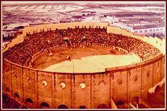 plaza de toros en hidalgo | Pinchar para verla ampliada.