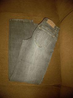 ANN TAYLOR LOFT Women's Size 0 Dark Wash Stretch Denim Jean #Fashion #Style #Deal